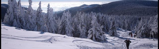 Wycieczki górskie zimą